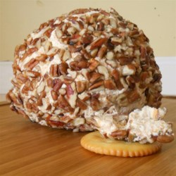 Tangy Cheese Ball Recipe
