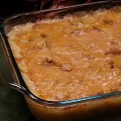 Crabby Potatoes