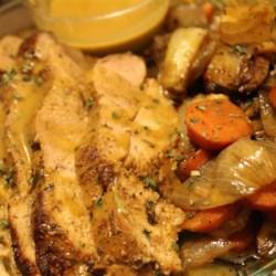 Bayrischer Schweinebraten (Bavarian Roast Pork) Recipe
