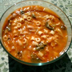 Rosies Best  Minestrone Soup