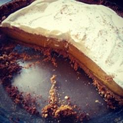 Poetic Pumpkin Pie Recipe