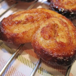 Cinnamon Palmiers Recipe
