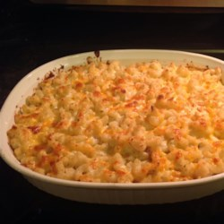 Wisconsin Five-Cheese Bake Recipe