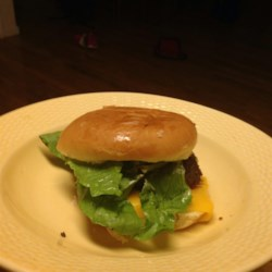 Good Burger Recipe