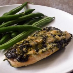 Spinach Pesto Chicken Breasts Recipe