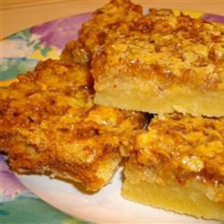 Best Ever Pecan Pie Bars Recipe