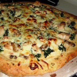 Thanksgiving Leftover Pizza Recipe