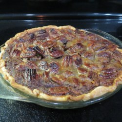 Pecan Pumpkin Pie III Recipe