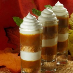 Pumpkin Parfait by Jo Recipe