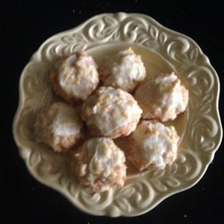 Orange Carrot Cookies Recipe