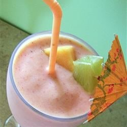 Photo of Cantaloupe Berry Smoothie by Penny