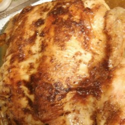 Juicy Roasted Chicken Recipe