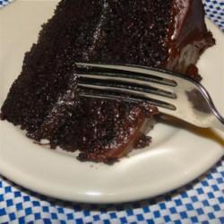 Hershey's (R) 'Perfectly Chocolate' Chocolate Cake