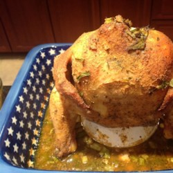 Baked Beer Can Chicken Recipe