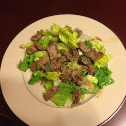 Authentic Thai Steak Salad