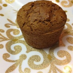 Gingerbread-Pear Muffins
