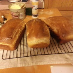 Perfect White Bread Recipe