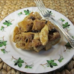 Apple-Raisin French Toast Casserole Recipe