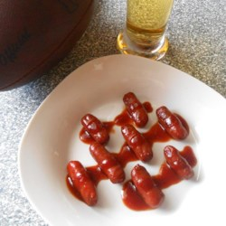 Bourbon Little Smokies Recipe