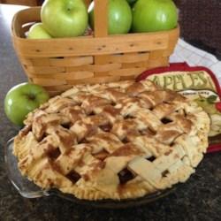 Apple Pie by Grandma Ople photo by vatech90 - Allrecipes.com - 1070509