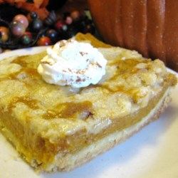 Pumpkin Crisp Recipe