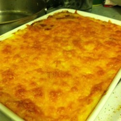 Marie's Shepherd's Pie Recipe