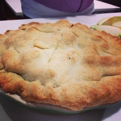 Jen's Cranberry Apple Pie