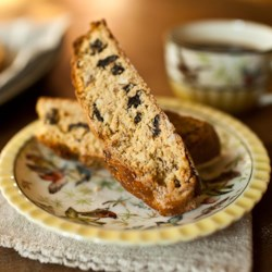 Cherry Almond Biscotti Recipe - Allrecipes.com