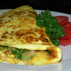 New Colorado Omelet Recipe