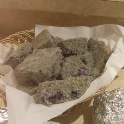 Blue Corn Cornbread