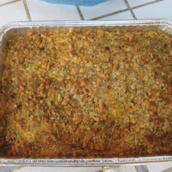 Summer Squash Casserole Recipe