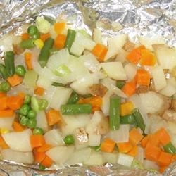 Campfire Veggies Recipe