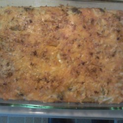 Country Sunday Breakfast Casserole