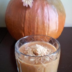 Easy Pumpkin Pie Smoothie