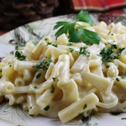 Quick and Easy Parmesan Noodles