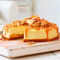 Apple Crumble Cheesecake Recipe