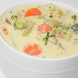 Cheese Soup I Recipe