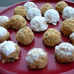 Whitney's Peanut Butter Cookie Balls Recipe