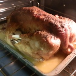 Upside Down Turkey Recipe