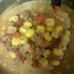 Texas Taco Soup Recipe