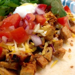 Grilled Pork Tacos al Pastor  Recipe