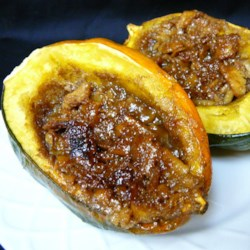Nana's Holiday Acorn Squash Recipe