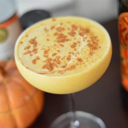 Sarah's Frozen Pumpkin Spice Cocktail Recipe