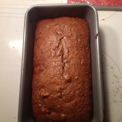Date Nut Loaf Cake Recipe