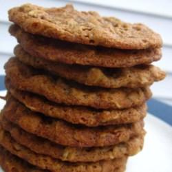 Vancouver Island Cookies Recipe