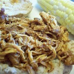 Shredded BBQ Chicken