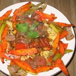 platter for family dinning