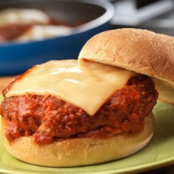 Photo of Campbell's Pizza Burgers by Campbell's Kitchen