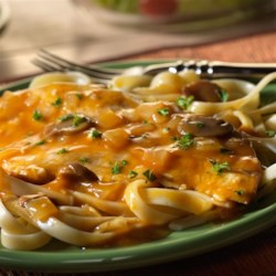 Turkey Marsala from Campbell's Recipe