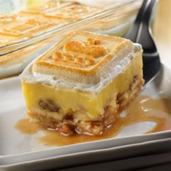 Chessmen(R) Bananas Foster Pudding Recipe